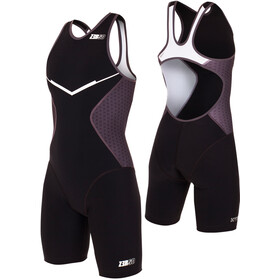 Z3R0D Racer Trisuit Women black series